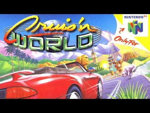 Classic Game Room - CRUIS'N WORLD review for N64