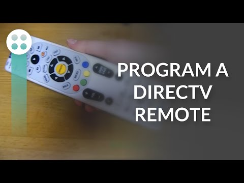 How-To Program a DirecTV Remote Manually