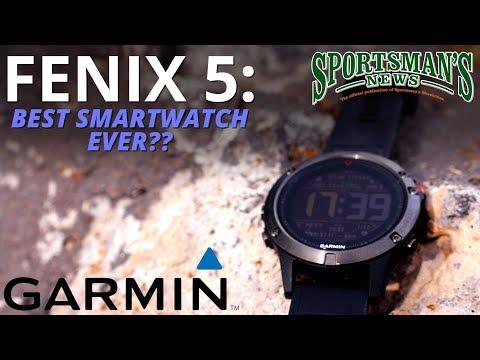Garmin Fenix 5 | REVIEW | (Best smartwatch EVER??)