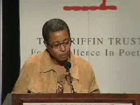 Poet Dionne Brand reads from thirsty
