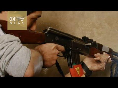 Turkey strikes Kurdish militia in Syria