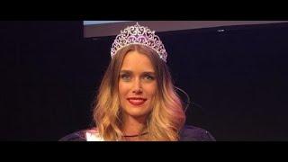 Miss France 2019 : Alice Quérette élue Miss Ile-de-France