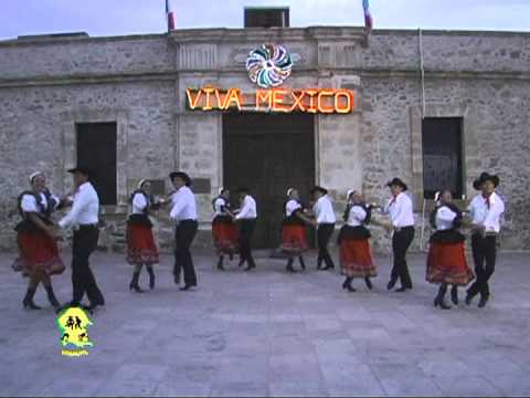 COAHUITL Ballet Folklórico. BAILANDO SOBRE EL RÍO NAZAS  Región Centro de Coahuila. México.
