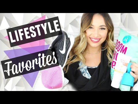 LIFESTYLE FAVORITES | FASHION, FOOD, & MORE!