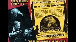 "The Witch's Tale  -  ""The Devil Doctor""  01/08/34  (HQ) Old Time Radio/Horror-Fantasy"
