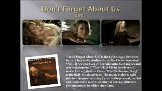 Mariah Carey - Every Number #1! (Top 18)