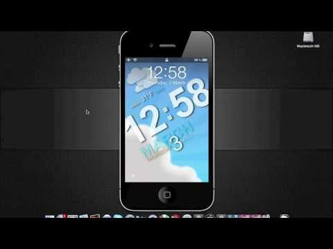 Top 5 Best iPhone 4 & iPod Touch 4G Retina Display HD Lockscreens