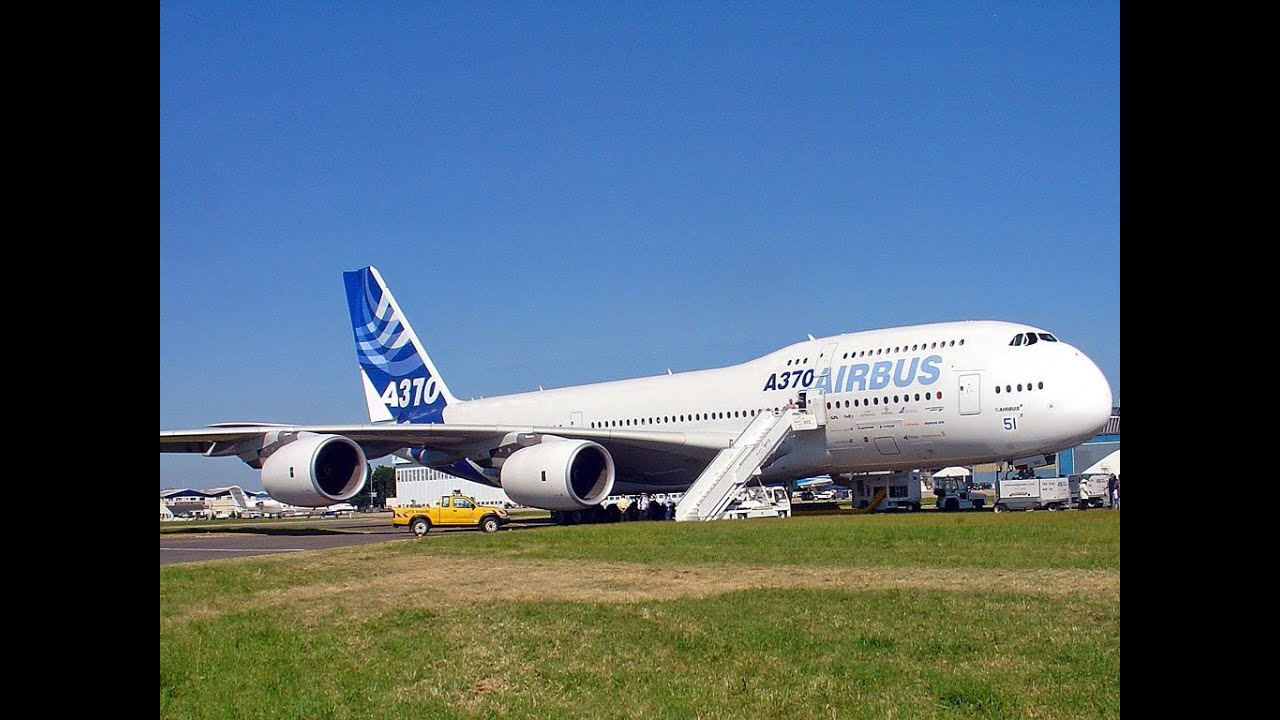 Airbus a370 trijet