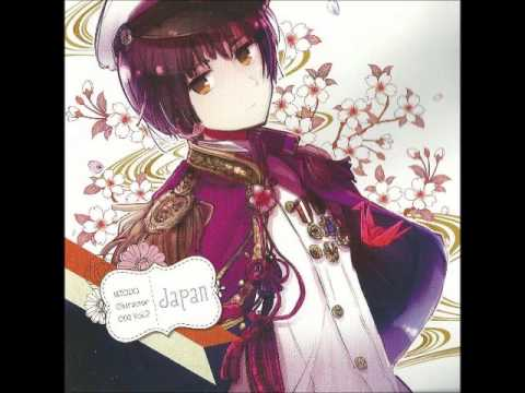 Aph Japan New Character Song Dream Journey Japan