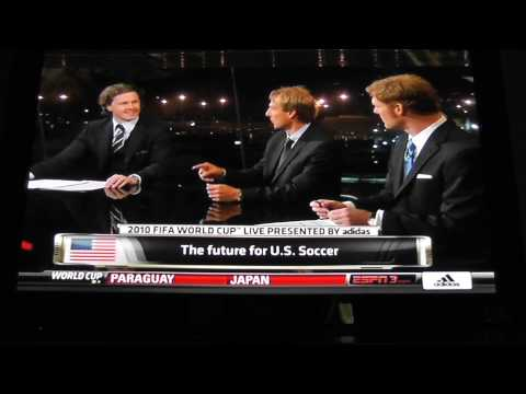 The Future for U.S. Soccer.MTS