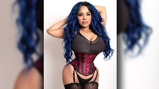 Corset Enthusiast Shrinks Her Waist To An Extreme 16 Inches