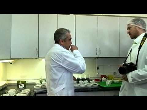 Али Реза Шуши Дезфули - главный ти-тестер Украинской чайной фабрики Ахмад Ти.