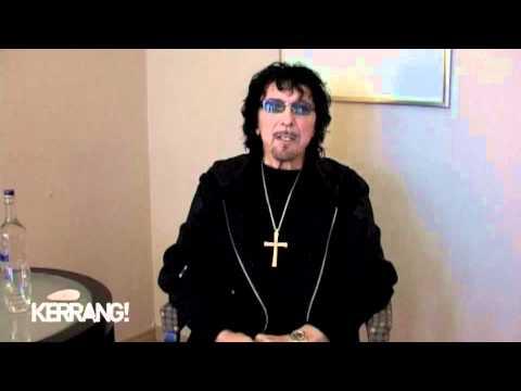 Kerrang! Podcast: Tony Iommi/Black Sabbath