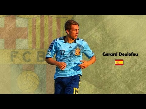 Gerard Deulofeu | FC Barcelona | Skills, Goals, Assists | 2013 HD