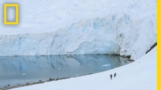 See the Extreme Ice Changes Near the Antarctic Peninsula   Short Film Showcase