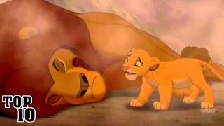Top 10 Shocking Disney Character Deaths