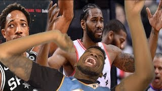 KAWHI WILL BE A LAKER I CAN SEE IT! SPURS vs RAPTORS HIGHLIGHTS
