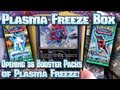 Pokmon Black & White -- Plasma Freeze Booster Box Opening!