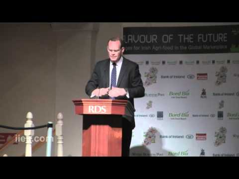Simon Coveney T.D on The Future of Irish Agriculture in Europe