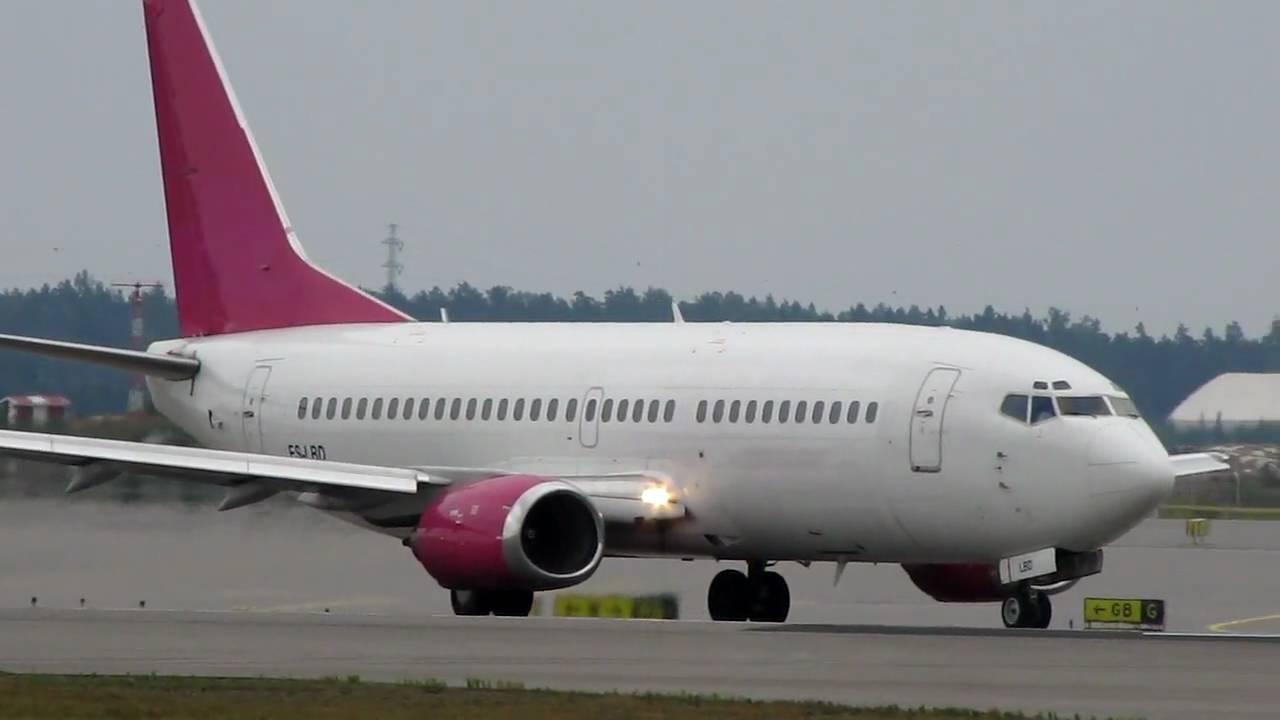 Airline Flaylal Charters Estonie (Eesti FlyLAL Charters) .1