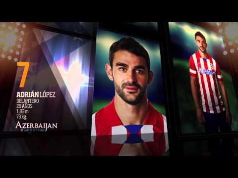 Champions League. Once del Atlético de Madrid para visitar al Chelsea #onceATM | LINE UP