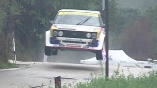 FIAT 131 Racing (300 bhp) - Rally Legend 2015 - PURE Sound