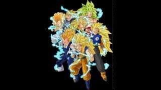 Dragonball Z Super Saiyan 3 Powerup (Hip Hop Remix)