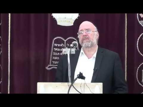 הרב ברוך רוזנבלום - פרשת נשא תשע״ז