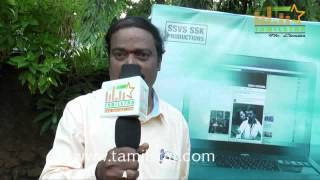 R Selvam At FB Statushae Podu Chat Pannu Team Interview
