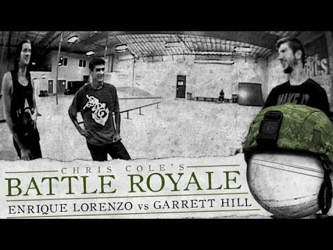 Enrique Lorenzo & Garrett Hill - Battle Royale