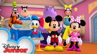 Happy Thanksgiving from Mickey and Friends! 🦃| Mickey Mouse Mixed-Up Adventures | Disney Junior