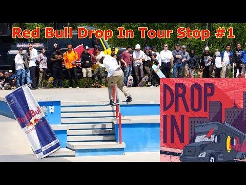 Red Bull Drop In Tour Atlanta