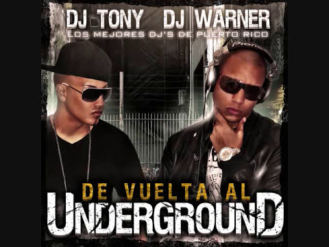 Wisin y Yandel - Te Siento Party Remix [Prod. By DJ Warner y DJ Tony] Hidden Mix