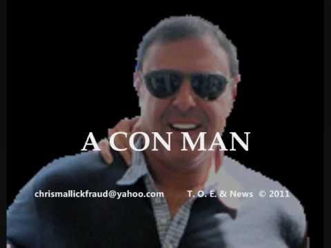Oxymoron Entertainment Fraud Christopher Mallick?