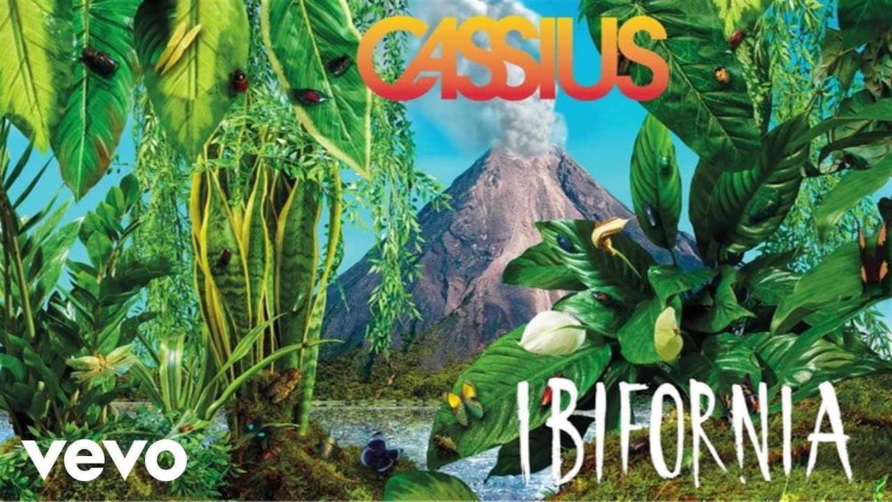 Cassius - Feel Like Me (Audio) ft. Cat Power