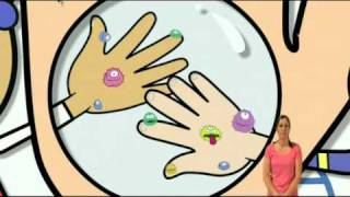 Children's pack Animation - Wash Your Hands