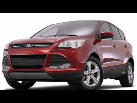 2016 Ford Escape Video