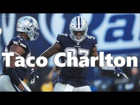 Quick Film Session On Taco Charlton La Rams Game