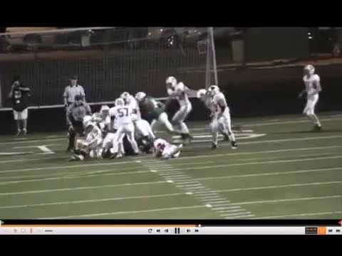 Chris James Junior Football Highlights (First 3 Games)