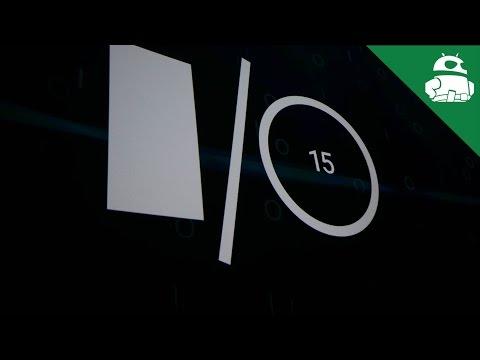 Google I/O 2015 Keynote Rundown