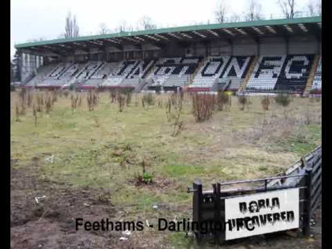 Abandoned Football Grounds
