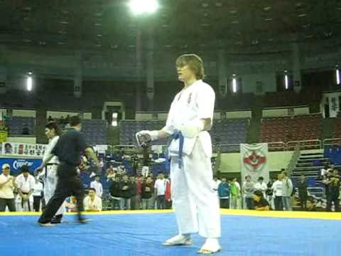 My First Kyokushin Karate Tournament Image 1