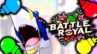 TORPEDO SHARK ? | BATTLE ROYAL with JPRPokeTrainer98, TheLameDux, & Sora10pls!