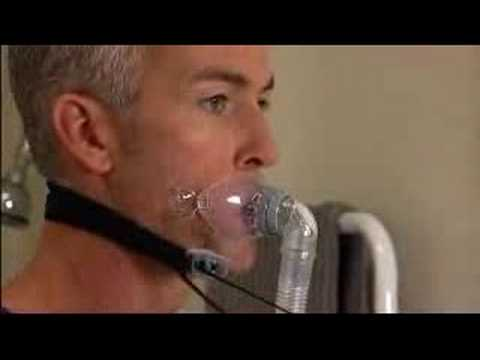 Oracle HC452 Oral CPAP Mask - Fitting