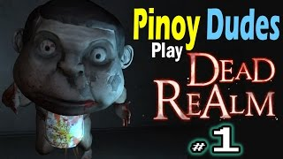 Filipino Dead Realm | Funny Moments #1
