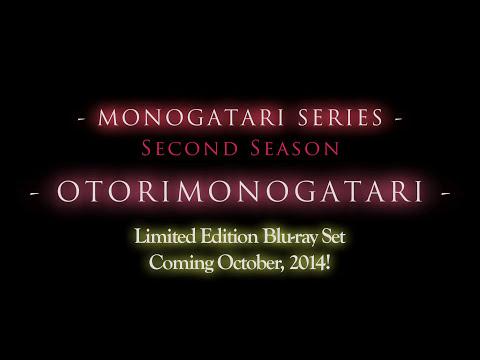 OTORIMONOGATARI Coming to Blu-ray!