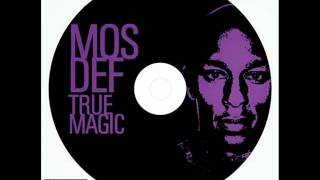 Watch Mos Def Undeniable video