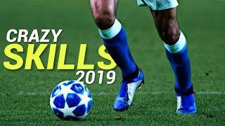 Crazy Football Skills & Goals 2018/19