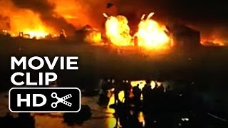 Stalingrad Movie CLIP - Blowing The Fuel Tanks (2014) - Thomas Kretschmann WWII Movie HD