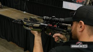TenPoint Crossbows Nitro XRT - 470FPS! Fastest Crossbow 2019 ATA Show
